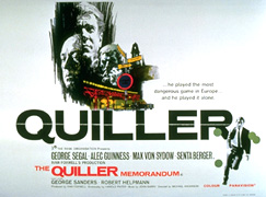 The Quiller Memorandum Movie Poster